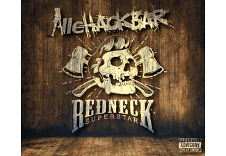 Allehackbar - Redneck Superstar - (CD)