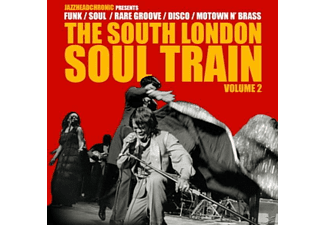 VARIOUS - The South London Soul Train Vol.2 [CD]