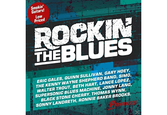 VARIOUS - Rockin' The Blues [CD]