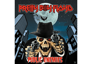 Pretty Boy Floyd - Public Enemis (Ltd.Gatefold/Black Vinyl) [Vinyl]