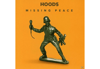 Moods - Missing Peace - (CD)