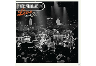 Widespread Panic - Live From Austin,TX - (Vinyl)