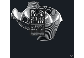 Peter & The Light Hook - Unknown Pleasures-Live In Leeds Vol.1 - (Vinyl)