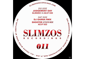 Slimzee/As.If Kid/Garna - Judgement Day EP - (Vinyl)