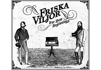 Friska Viljor - For New Beginnings - (CD)