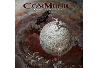 Communic - Where Echoes Gather (Gtf.Gold Vinyl) - (Vinyl)