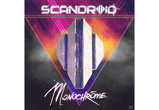 Scandroid - Monochrome - (CD)