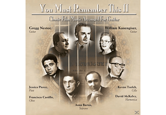 Gregg Nestor - You Must Remember This Too: Classic Film Music... - (CD)