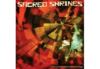 Sacred Shrines - Come Down The Mountain - (CD)