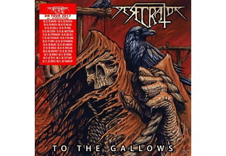 Desecrator - To The Gallows - (CD)