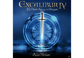 Excalibur IV - The Dark Age Of The Dragon - (CD)