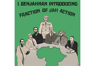 I. Benjahman - Fraction Of Jah Action (Expanded 2CD Edition) [CD]