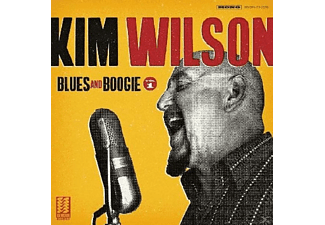Kim Wilson - Blues & Boogie Vol.1 [CD]