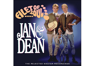Jan and Dean - Filet Of Soul Redux: The Rejected Master Recordings (CD)