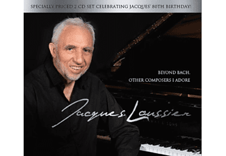 Jacques Loussier - Beyond Bach (CD)