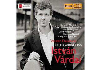 Várdai István - Cello Variations (CD)