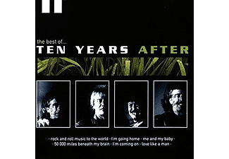 Ten Years After - Best Of (CD)