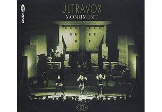 Ultravox - Monument (CD + DVD)