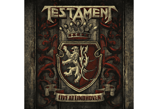 Testament - Live At Eindhoven (Digipak) (CD)