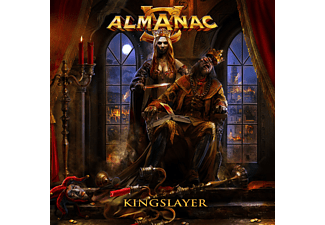 Almanac - Kingslayer (Digipak) (CD + DVD)