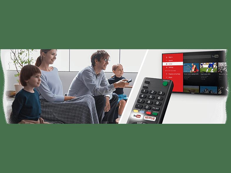 Sony KDL-40WE660BAEP Smart LED televízió