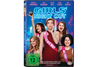 Girls´ Night Out (pinke Amaray) - (DVD)