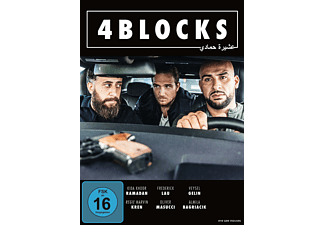 4 Blocks Dvd