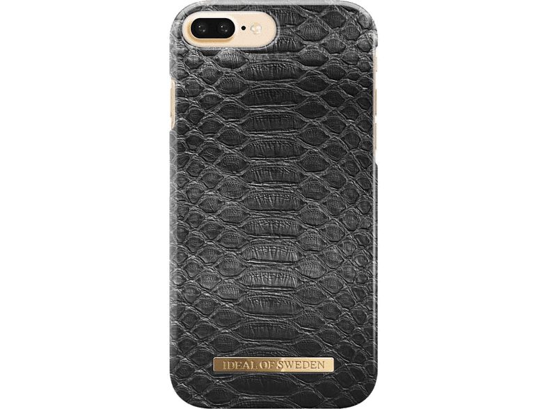 IDEAL Fashion Case Black Reptile για iPhone 6/6S/7/7S/8 smartphones   smartliving iphone θήκες iphone smartphones   smartliving αξεσουάρ