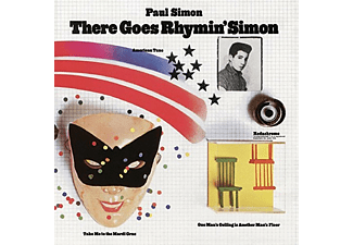 Paul Simon - There Goes Rhymin' Simon (Vinyl LP (nagylemez))