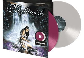 Nightwish - Century Child (Lila / Weiss) [Vinyl]