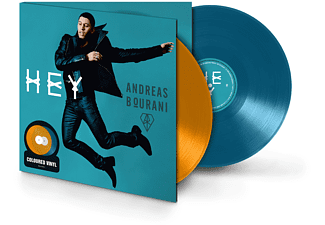 Andreas Bourani - Hey - (Vinyl)