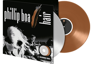 Phillip Boa and the Voodooclub - Hair (Weisses Vinyl) - (Vinyl)