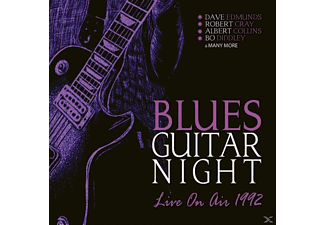 VARIOUS - Blues Guitar Night/Live On Air 1992 [CD]