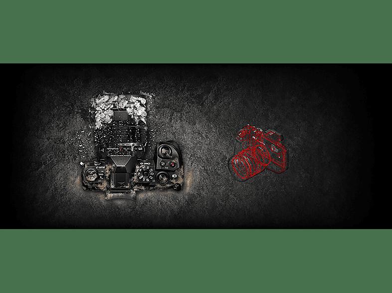 E-M1 Mark II fekete + EZ-M1240 Pro fekete + EZ-M4015 Pro Kit