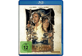 Die Piratenbraut - (Blu-ray)