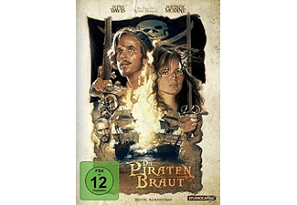 Die Piratenbraut - (DVD)