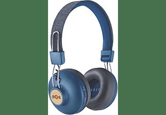 House of Marley Positive Vibration 2.0 BT Blauw
