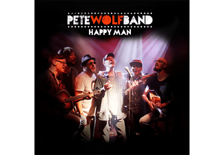 Pete Wolf Band - Happy Man [CD]