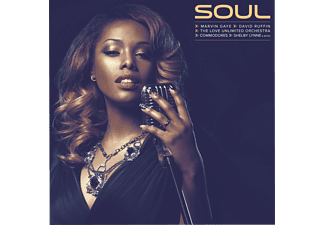Various Artists - Soul (Exklusive Vinyl Edition) - (Vinyl)