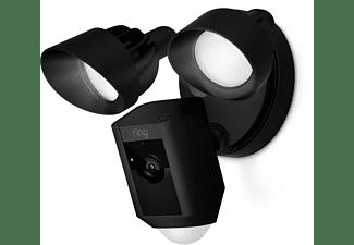 RING Floodlight Smart IP-camera met schijnwerpers Zwart