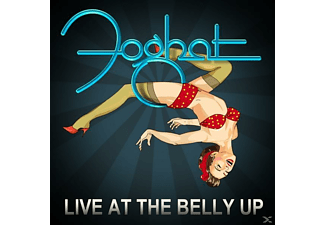 Foghat - Live At The Belly Up (Digipak) - (CD)