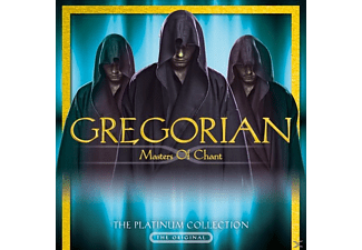 Gregorian - The Platinum Collection [CD]