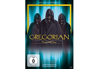 Gregorian - The Platinum Collection [DVD]