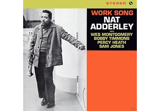 Nat Adderley - Work Song - (Vinyl)