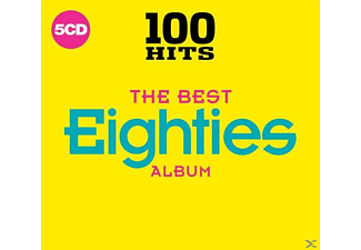VARIOUS - 100 Hits-Best 80's Album - (CD)