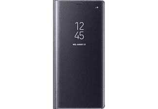SAMSUNG Clear View Standing Cover EF-ZN950 Galaxy Note8 Handyhülle, Blaugrau