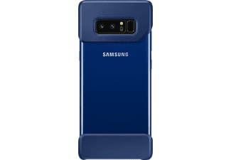 SAMSUNG 2 Piece Cover EF-MN950, Backcover, Galaxy Note 8, Dunkelblau
