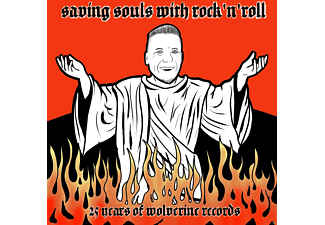 VARIOUS - Saving Souls With Rock 'n' Roll - (CD)