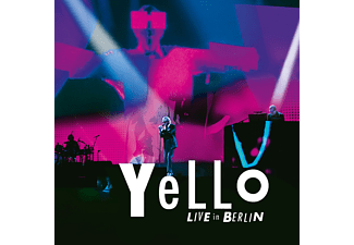 Yello - Live In Berlin [CD]