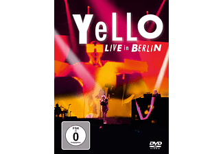 Yello - Live In Berlin - (DVD)